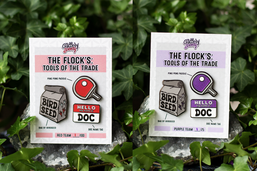 The Flock's: Tools Of The Trade - Red OR Purple Team